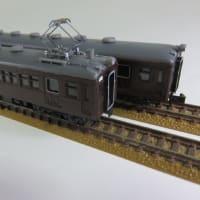 カタチができた GM#152・153 クモハ43+クハ47(その2)
