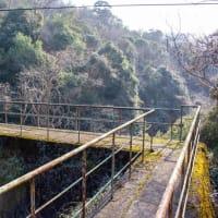 京都・レンガ造りの廃墟:志津川発電所跡