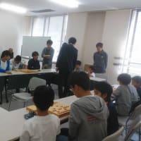 5月のふぁんた 佐々木大地五段とリレー将棋 開催報告