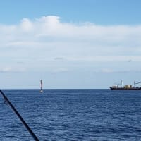 浜田の海は気持ちよく最高の気分転換
