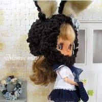ブライス☆セーラー黒ウサギちゃん