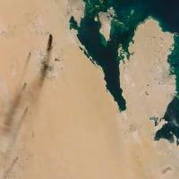 """【Bloomberg】    9月15日12:13分、""""""""サウジの石油生産量、半減-アラムコの施設が無人機の攻撃受ける"""""""""""