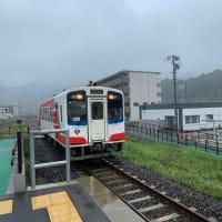 3453)三鉄になっても山田線?(大震災から115ヶ月)