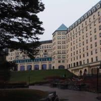 13、カナディアンロッキー。雪への歓喜と、やっぱり1泊RM3,500  のホテルには泊まれないなぁ。
