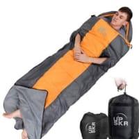 寝袋とエアーマット
