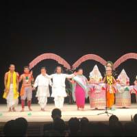 マニプリ舞踊公演