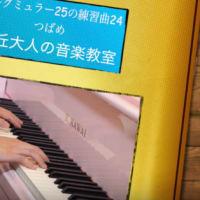 つばめ ブルグミュラー25の練習曲 24  自由が丘大人の音楽教室 ピアノ演奏 伊藤紘人