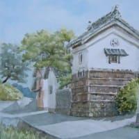 想い出めくり№4「蔵(名田島にて)」