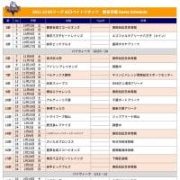 〔お知らせ〕山口ペイトリオッツ 開幕戦 TV中継(10/2)