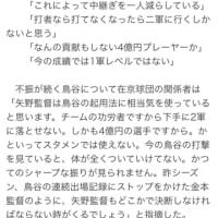 矢野阪神監督の想い