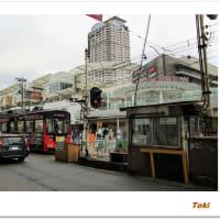阪堺電気軌道上町線・天王寺駅前駅