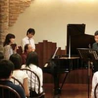 2012年9月22日(土)チャールズ・ナイディック公開レッスン