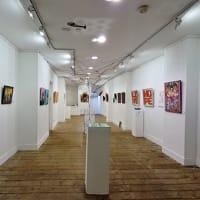 グループ展「ART POINT in LONDON」ありがとうございました!