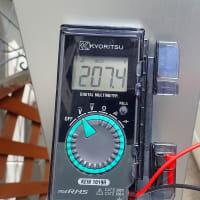 テスラModel 3用充電コンセント工事
