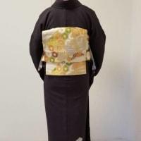 令和2年3月17日出張着付け2・3件目は堺市東区・西区、訪問着の着付&小学生の女袴のご依頼でした。