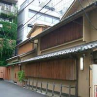 旧坂東三津五郎邸