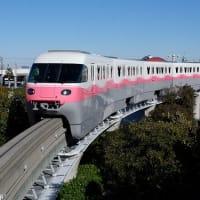 2代目リゾートライナー、ディズニーリゾートライン100形(Type-C)電車