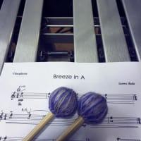 """""""Breeze in A"""" 初演予定・作曲過程"""