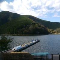 田貫湖畔の秋