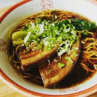 自家製チャーシュー麺