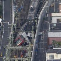 京急 神奈川新町事故