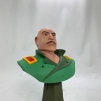 ゴン・ヌー閣下胸像