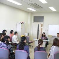 助産師を目指す学生のためのコミュニケーション講座