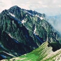 剱岳から欅平~スリルを求めて [剱岳2,999m]
