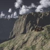 3DCG風景GIF から画像 フリー