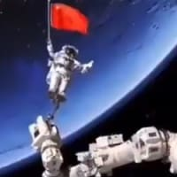 ☆国際宇宙ステーションのロシア宇宙棟から煙 また中国から謎の宇宙動画が流出