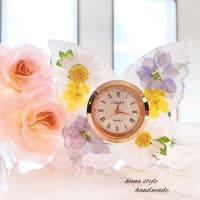 ♡IN arium clock♡