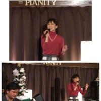 12月1日(日)の午後は、沙織(vo)さんのライブでした!