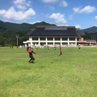 新潟医療福祉大学スカーレット ウィメンチームの合宿が福島県下郷町で行われました!