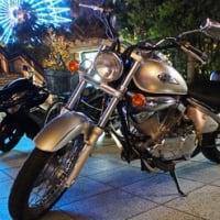 【バイク】アメリカン・スズキ・イントルーダー紹介