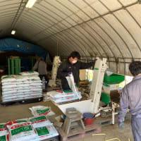 令和2年産常陸小田米の種まきスタート