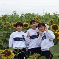 サマーキャンプ その4 〜温泉とひまわり畑〜