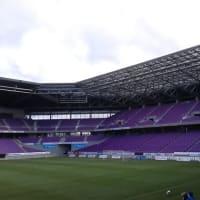 京都×新潟を前に サンガスタジアム by KYOCERAでゲーム観戦してきた