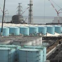 「放射能汚染水は薄めてあるから安全だと認めるけど、風評被害が怖い」