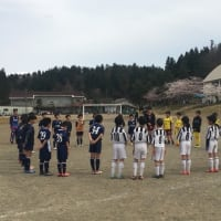 FC五十公野トレーニングマッチ