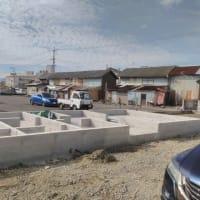 南矢三町の家、基礎自主検査