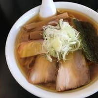 麺辰(37)の中華そば(12)580円+煮干し油♪