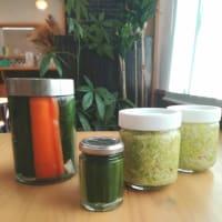 1月29日(水)「お酢を使わない天然ピクルス作り&ザワークラウト作り」教室を開催します!<美肌ランチ付けられます>