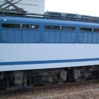 直流電気機関車 EF65-2086【JR西日本 神戸線:甲子園口駅】 2014.AUG 撮り鉄 車両鉄