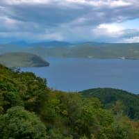 洞爺湖のスワン【北海道洞爺湖町】