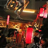 第一回 鶴見区だんじり祭り その3(夜の部)