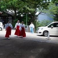 日枝神社・山王嘉祥祭(1)