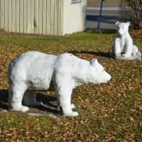 オホーツク管内遠軽町の生田原小学校にある「たたら校園」