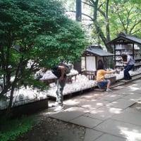 豪徳寺周辺でご利益散歩【朝の!さんぽ道】
