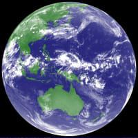 台風の卵が昨日より弱くなったようだ /熱帯低気圧/JTWC/地球の風