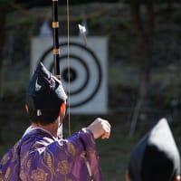 2021.1.6 大馬神社 弓引き神事(熊野市井戸町)